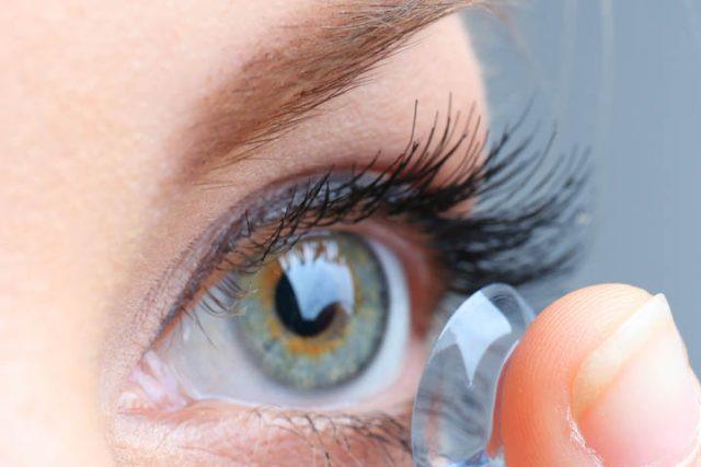 لنزهای چشمی