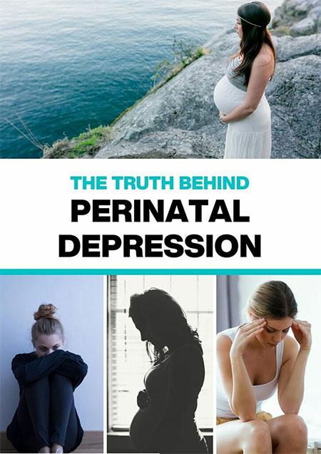 حقیقت پشت افسردگی پس از زایمان و تاثیر آن بر کودک