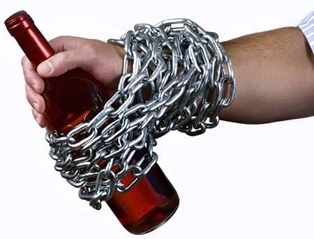 الکلسیم یا اعتیاد شدید به مصرف الکل
