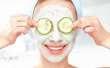 ماسکهای خانگی برای درمان جوش