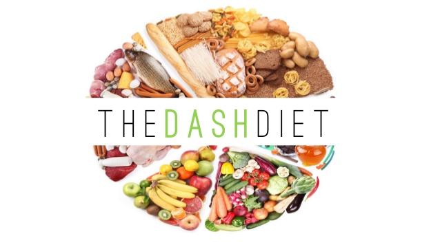 رژیم غذایی DASH
