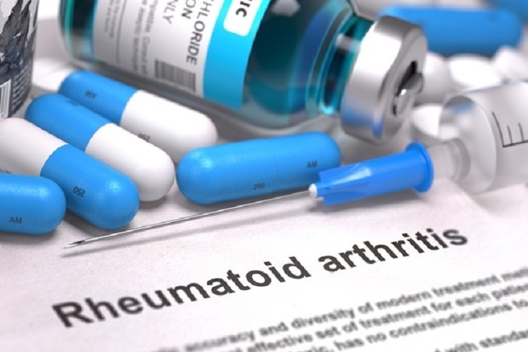 What is rheumatoid factor or RF test?