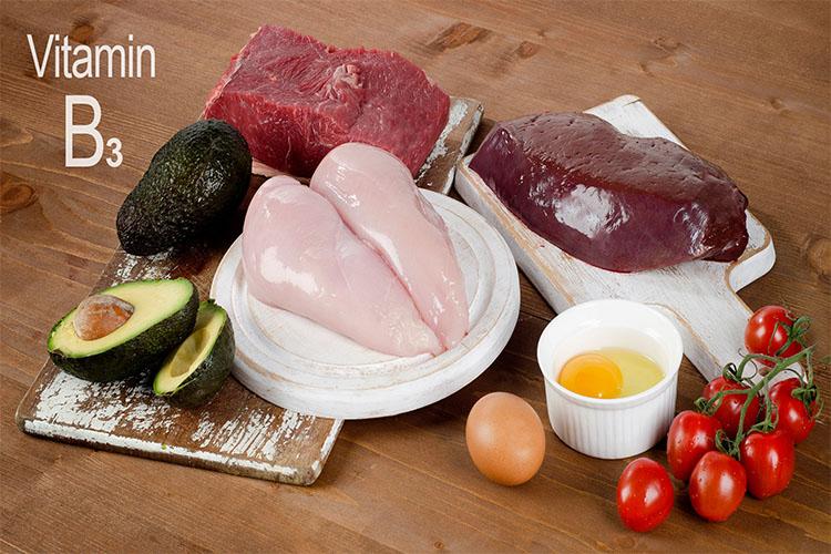 کمبود ویتامین B3 یا نیاسین در بدن چه عوارضی را ایجاد میکند