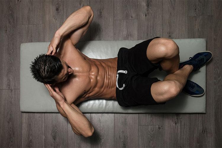 تمریناتی ساده برای تقویت عضلات شکم و داشتن شکم شش تکه یا سیکس پک