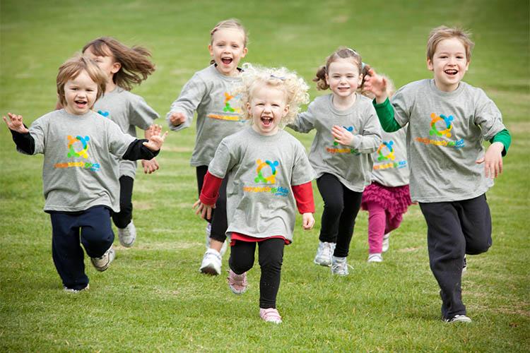 معرفی چند ورزش ساده و سرگرم کننده برای کودکان