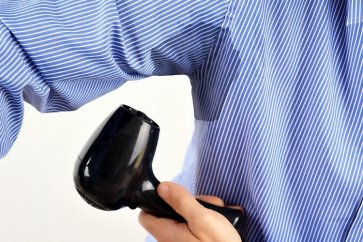What is hyperhidrosis (excessive sweating)?