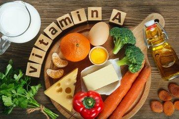 آشنایی با ویتامین A، منابع و موارد مصرف