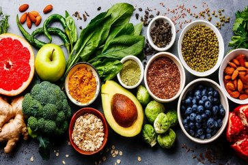 Ten foods rich in antioxidants found in any home
