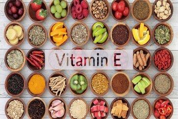 آشنایی با ویتامین E و تاثیر آن بر بدن