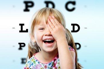 نکات طلایی درباره تنبلی چشم یا amblyopia