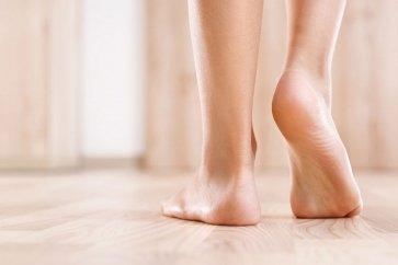 صافی کف پا flat feet چیست و چگونه ایجاد میشود