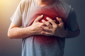 آنژین یا درد قفسه سینه، زنگ خطری برای سلامت قلب