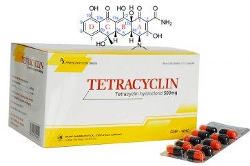 هر آنچه که باید در مورد داروی آنتی بیوتیک تتراسایکلین بدانید