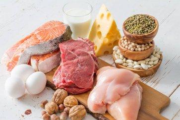 نقش پروتئین در سلامت بدن انسان چیست و مصرف زیاد آن چه عوارضی دارد؟