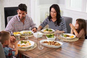 دور هم غذا بخورید تا نوجوانان سالمتری داشته باشید