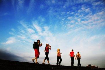 تاثیرات پیادهروی صبحگاهی بر کاهش فشارخون و افزایش سلامت بدن