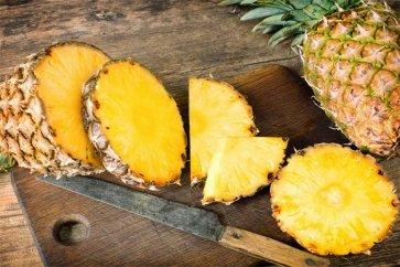درمان هزار درد با مصرف آناناس