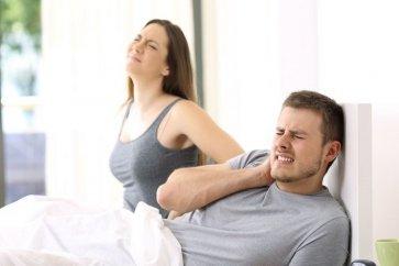 دلایل اسپاسم و کمر درد در زنان و مردان  پس از رابطه جنسی