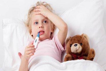 درمان خانگی تب طولانی مدت و بدون علت در کودکان